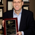 Association of Chiropractic Colleges honors Brian McAulay