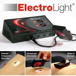 Electro-Light adds light therapy to existing stim unit