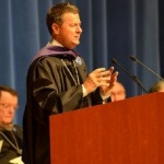 Greenawalt receives honorary degree from Logan College of Chiropractic