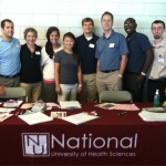 NUHS docs, interns treat vets at Warrior Summit