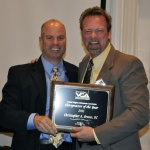 The Unified Virginia Chiropractic Association  names 2011 Chiropractor of the Year