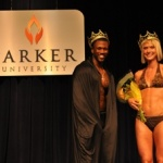 Parker University crowns Mr. and Ms. Parker Fitness
