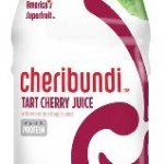 New study proves cheribundi tart cherry juice aids arthritis of the knee