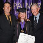 Meghan Austin Dowling graduates as 5th generation chiropractor