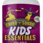 Chiropractic kids superhero vitamins hit the market