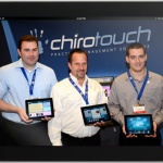 ChiroTouch receives tremendous response to its preview of iPad Apps