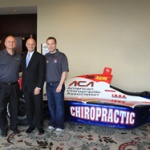 Future DC in driver's seat for Indianapolis 500