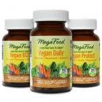 MegaFood launches certified vegan collection of whole food supplements