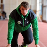 Chiropractic student on track to qualify for London Olympics
