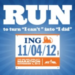 NYC Marathon includes chiropractic in its '10 tips to kick off your marathon training'