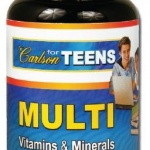 Carlson Laboratories introduces new teen multivitamin