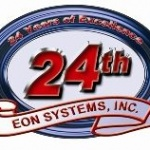 EON Systems celebrates 24th anniversary