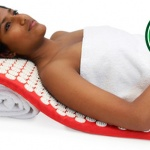 Spoonk acupressure mats help provide relaxation