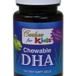 Carlson Laboratories introduces new kids' chewable DHA flavor