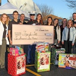 PSAF raises $2,500 for Toys for Tots