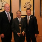Foot Levelers presents achievement awards at Parker Seminars Las Vegas