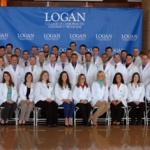 Logan College of Chiropractic students receive business cards in special ceremony