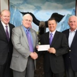 Foot Levelers gives generous donation to Palmer College's Florida Campus