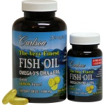 Survey rates Carlson Laboratories #1 fish oil brand