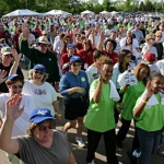 Membrell honors National Arthritis Awareness Month by sponsoring Arthritis Walk