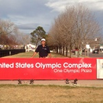 Guadagno brings chiropractic sports medicine to Olympic Training Center