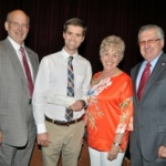 TCC student receives community scholarship