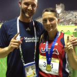 Brian Laiderman, DC, aids Team USA at the 19th World Maccabiah Games