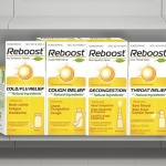 Heel Inc. launches Reboost cold and flu products