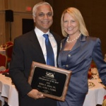 Virginia Chiropractic Association names 2013 Chiropractor of the Year