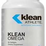 Klean Athlete introduces new fish oil supplement