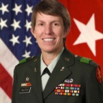 Retired Brig. Gen. Becky Halstead will host book signing at Parker Seminars