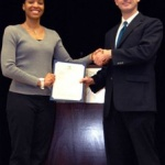 Texas Chiropractic College student receives international scholarship