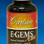 Carlson Laboratories reacts to recent study on vitamin E