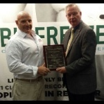 Patriot Project founder receives 2014 Humanitarian Award