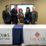 Texas Chiropractic College renews academic partnership with Lee College