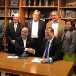 Sherman College of Chiropractic, Pontificia Universidad Católica de Puerto Rico sign transfer agreement