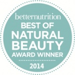 Carlson Laboratories wins Better Nutrition Best of Natural Beauty Award