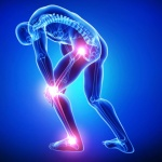 Laser therapy and pain relief on joint areas, a systemic review