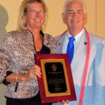 Julie Mayer Hunt named ICA's 2014 chiropractor of the year