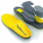 'Quickthotics' insoles by Spenco offer economical option for treating leg and foot conditions