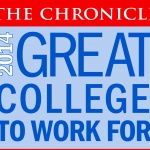 Logan University Named '2014 Great College to Work For'