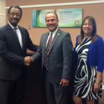 Palm Beach State College, Sherman College sign transfer agreement