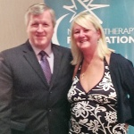 Mary White receives Performance Health/Massage Therapy Foundation 2014 Humanitarian Award
