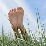 Flat feet start a chain reaction of injury, and how orthotics can help