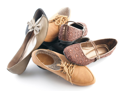 It's important to have your patients' custom orthotics evaluated at least once a year, both for inserts and their basic footwear...