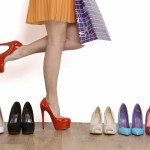Should you wear foot orthotics with high heels?