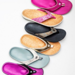 One step ahead: Spenco introduces new fashion-forward footwear styles for spring