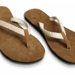 Foot Levelers Seabreeze custom orthotic flip-flop sets company sales record