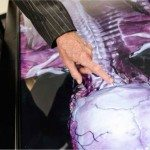 Life University students switch to virtual anatomy tables