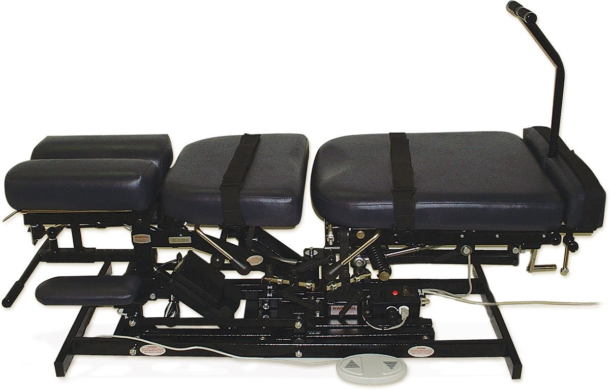 From wood to multi-drop high tech, here are some of the latest in chiropractic adjusting tables for doctors of chiropractic...